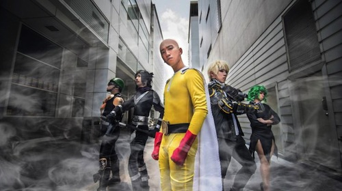 One Punch Man Cosplay 18