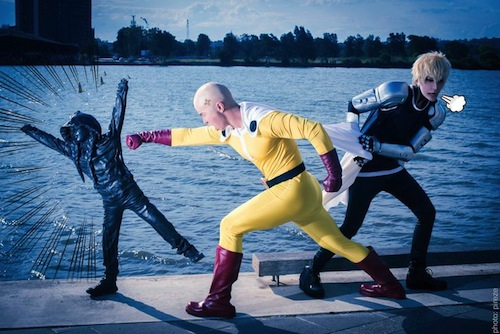 One Punch Man Cosplay 19