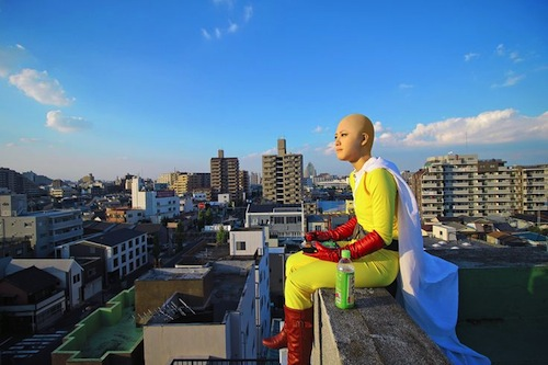 One Punch Man Cosplay 20