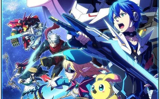 Phantasy Star Online 2 The Animation copy