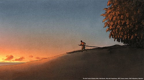 The Red Turtle Ghibli Animasi Prancis Kolaborasi Internasional Perdana - fondation.gan.com