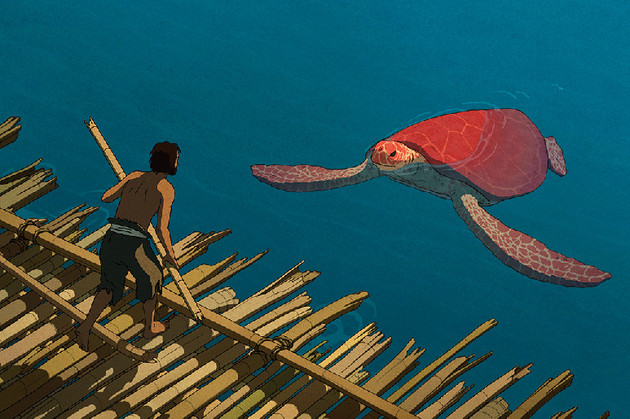 The Red Turtle Ghibli Animasi Prancis Kolaborasi Internasional Perdana