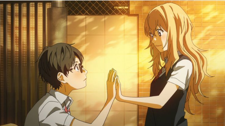 Your Lie in April © Naoshi Arakawa / Kodansha / A-1 Pictures