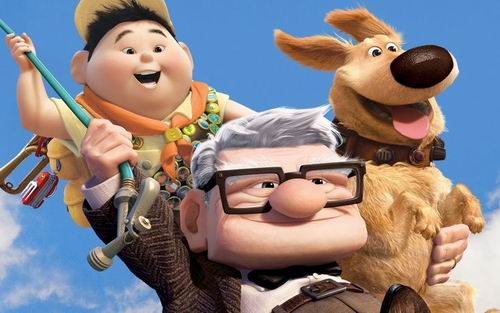 Up © Pixar / Disney