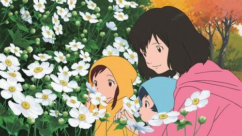 Wolf Children © Madhouse / Studio Chizu