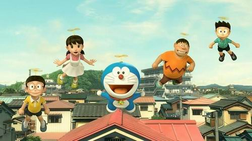 Stand by Me Doraemon © Fujiko F. Fujio / Shogakukan / Shin-Ei Animation / Robot Communications / Shirogumi