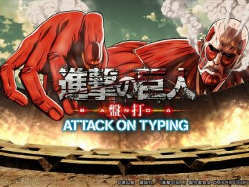 Game Attack on Typing