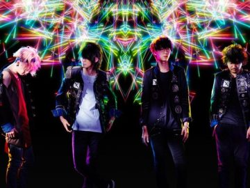 Bump of Chicken Butterfly