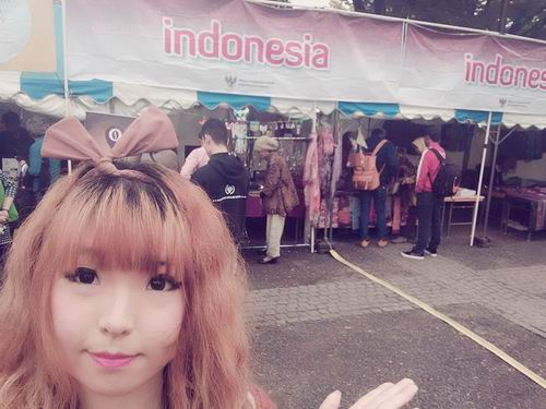 [EVENT COVERAGE] Japanese – Indonesian Friendship Festival 2015 in Yoyogi Park, Tokyo (10)