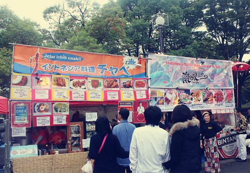 [EVENT COVERAGE] Japanese – Indonesian Friendship Festival 2015 in Yoyogi Park, Tokyo (11)