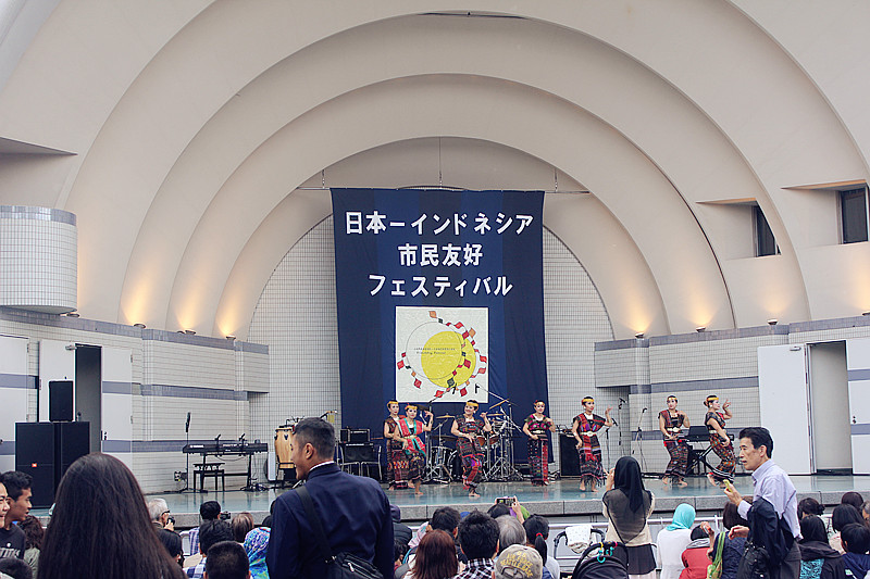 [EVENT COVERAGE] Japanese – Indonesian Friendship Festival 2015 in Yoyogi Park, Tokyo (18)