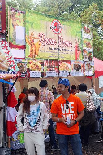[EVENT COVERAGE] Japanese – Indonesian Friendship Festival 2015 in Yoyogi Park, Tokyo (2)