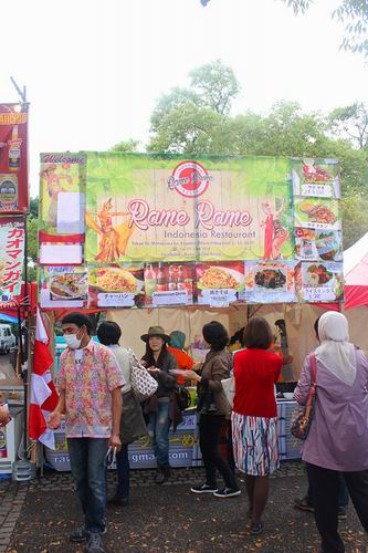 [EVENT COVERAGE] Japanese – Indonesian Friendship Festival 2015 in Yoyogi Park, Tokyo (3)