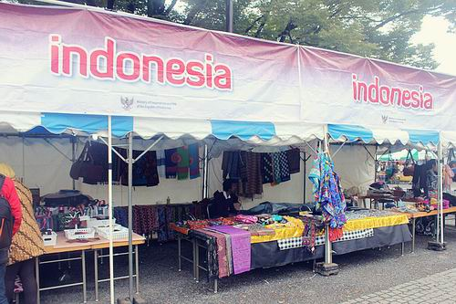 [EVENT COVERAGE] Japanese – Indonesian Friendship Festival 2015 in Yoyogi Park, Tokyo (8)