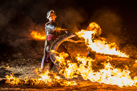 Cosnavi Blast Fire Photography Cosplay