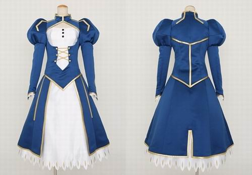 Saber Dress - (C)TYPE-MOON, ufotable, FSNPC