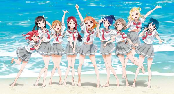 Love Live! Sunshine dibuatkan anime baru & aplikasi game School Idol Festival