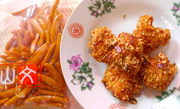 Pelajari Resep Fried Chicken ala Meiko dari Prison School, Yuk! kaarage