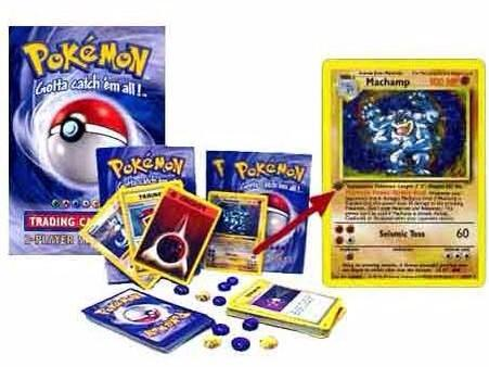 Pokemon trading Card game Starter Pack - angelfire.com
