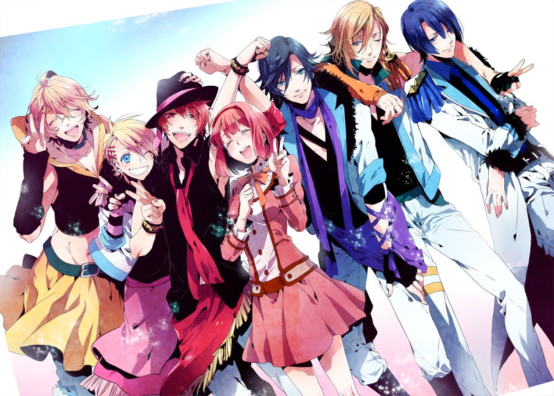 Visual Novel Uta no Prince-sama akan Dirilis untuk PS Vita - plus.google.com