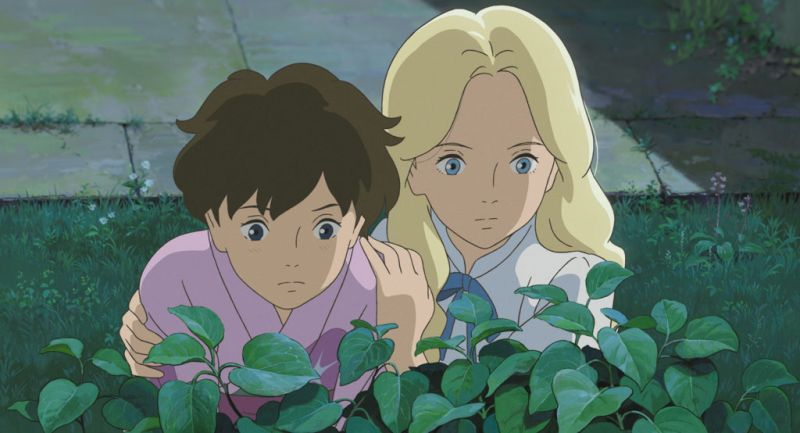 'When Marnie Was There' Studio Ghibli Masuk Nominasi Oscar 1