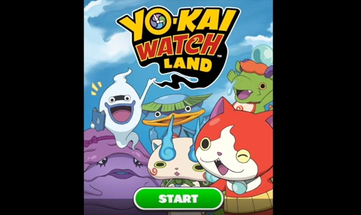 Yo-Kai Watch Land Aplikasi Smartphone - youtube.com