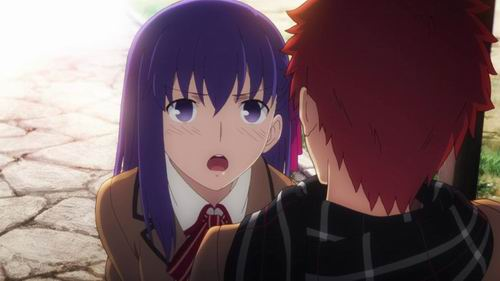 Fate/stay Night: Unlimited Blade Works  © Ufotable / Type-Moon