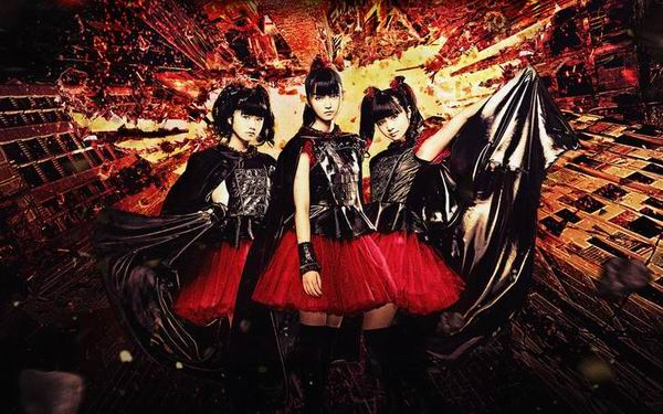 BABYMETAL akan tampil di festival rock CHICAGO OPEN AIR (1)