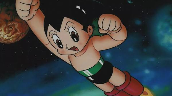 Film live-action Astro Boy akan dibuat versi Hollywood