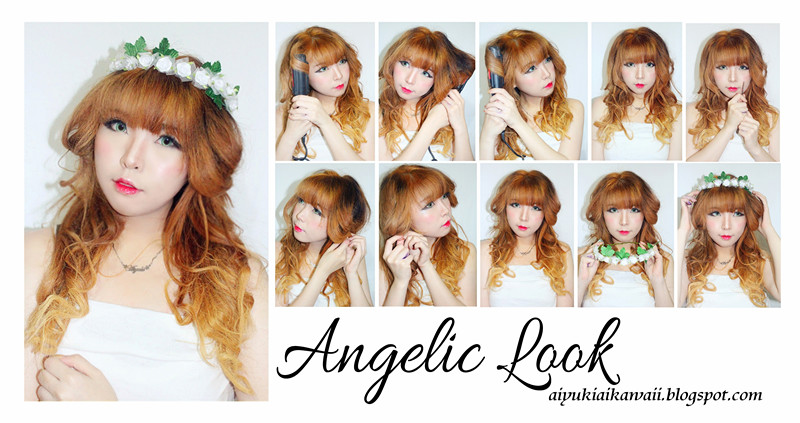 angelic look (2)