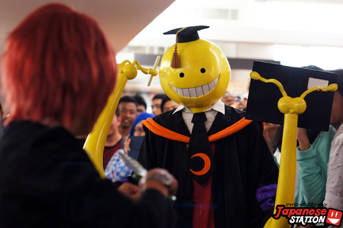 Assassination Classroom Day 5