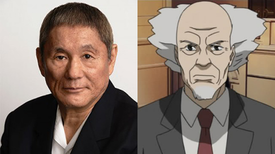 Film live-action Ghost In The Shell versi Hollywood akan dibintangi Takeshi Kitano