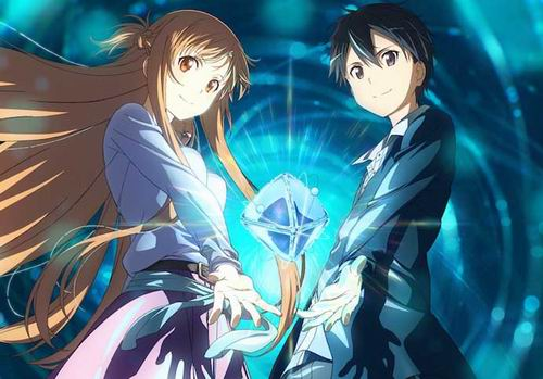Video Virtual Reality Sword Art Online Telah Dirilis