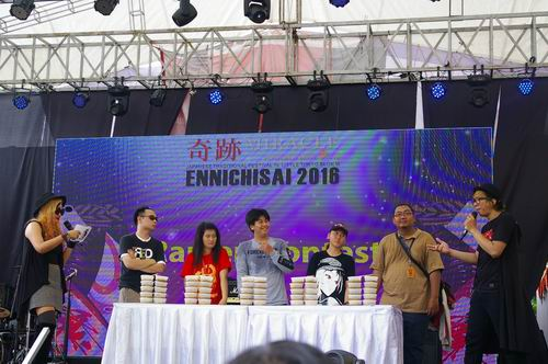 ENNICHISAI MIRACLE – The Power of Love Semarakkan Kawasan Blok M, Jakarta (11)