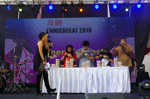 ENNICHISAI MIRACLE – The Power of Love Semarakkan Kawasan Blok M, Jakarta (12)