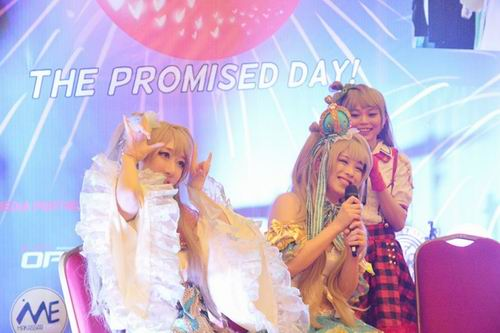 [EVENT COVERAGE] Japan Pop Festival 2016 Makassar - The Promised Day (3)