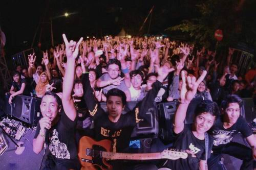 [LOCAL BAND] Alison Rock, Band Emo Rock Japan Dari Pulau Bali (3)