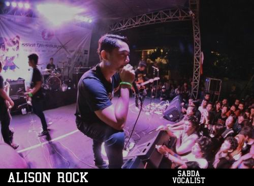 [LOCAL BAND] Alison Rock, Band Emo Rock Japan Dari Pulau Bali (6)