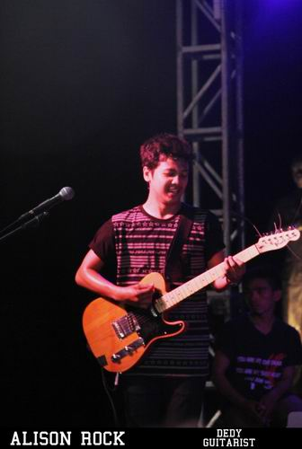 [LOCAL BAND] Alison Rock, Band Emo Rock Japan Dari Pulau Bali (7)