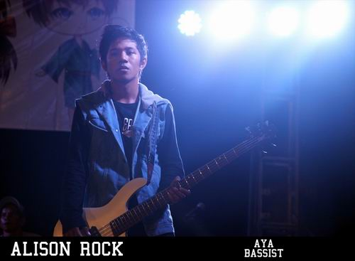 [LOCAL BAND] Alison Rock, Band Emo Rock Japan Dari Pulau Bali (8)