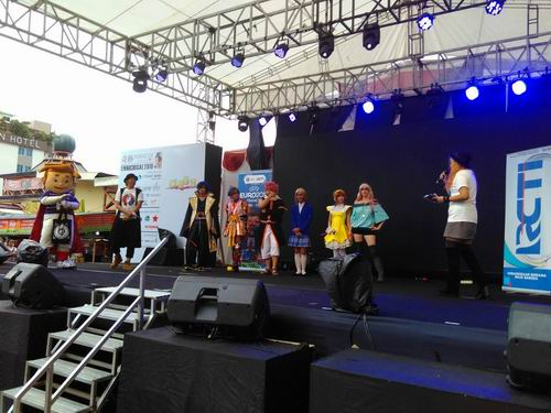 Pop Culture Stage Ennichisai 2016 Tampilkan CLASH Seiyuu Contest & CLASH Single Cosplay (12)