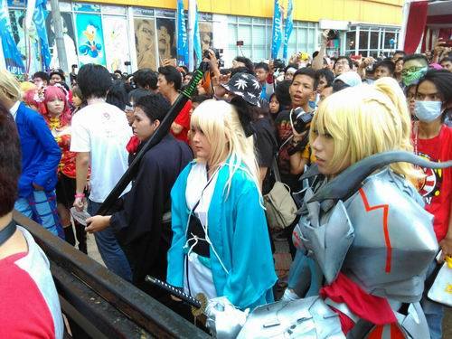 Pop Culture Stage Ennichisai 2016 Tampilkan CLASH Seiyuu Contest & CLASH Single Cosplay (16)
