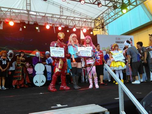 Pop Culture Stage Ennichisai 2016 Tampilkan CLASH Seiyuu Contest & CLASH Single Cosplay (19)