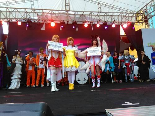 Pop Culture Stage Ennichisai 2016 Tampilkan CLASH Seiyuu Contest & CLASH Single Cosplay (20)