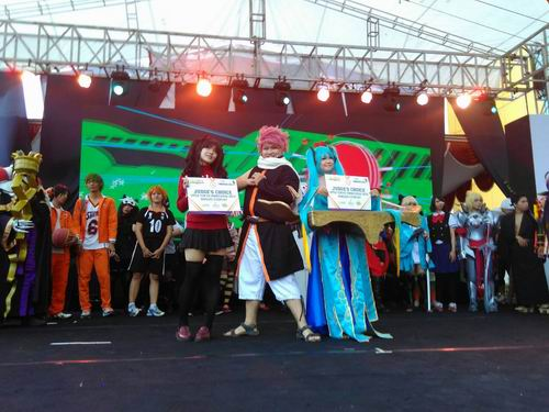Pop Culture Stage Ennichisai 2016 Tampilkan CLASH Seiyuu Contest & CLASH Single Cosplay (22)