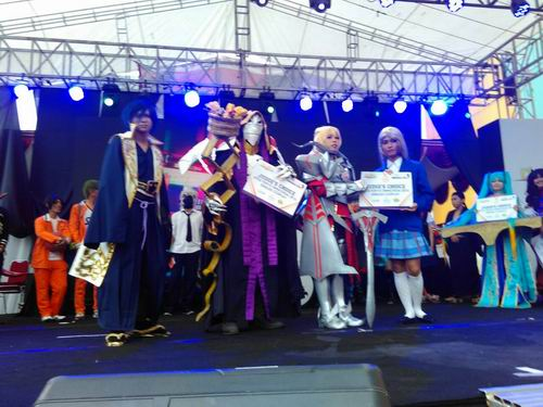 Pop Culture Stage Ennichisai 2016 Tampilkan CLASH Seiyuu Contest & CLASH Single Cosplay (23)