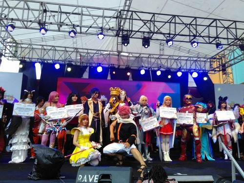 Pop Culture Stage Ennichisai 2016 Tampilkan CLASH Seiyuu Contest & CLASH Single Cosplay (24)