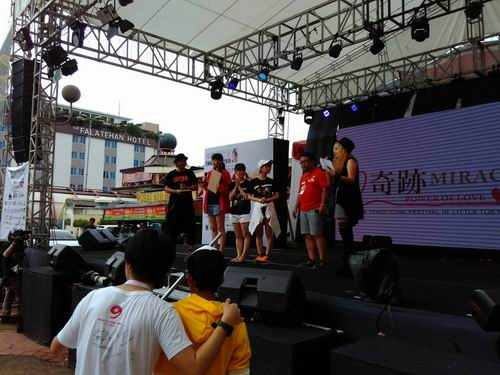 Pop Culture Stage Ennichisai 2016 Tampilkan CLASH Seiyuu Contest & CLASH Single Cosplay (3)