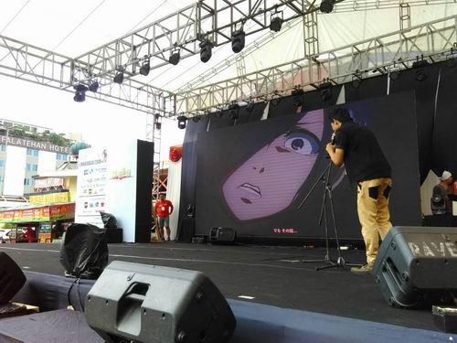 Pop Culture Stage Ennichisai 2016 Tampilkan CLASH Seiyuu Contest & CLASH Single Cosplay (5)