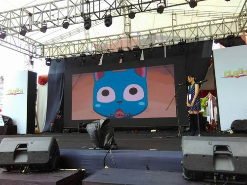 Pop Culture Stage Ennichisai 2016 Tampilkan CLASH Seiyuu Contest & CLASH Single Cosplay (6)